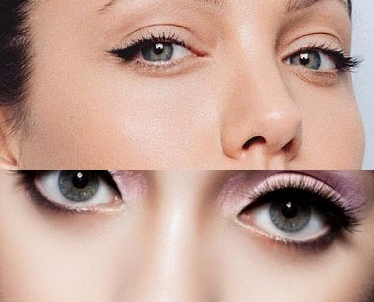 Eye Makeup To Make Small Eyes Look Bigger Eye Liner Application On Small Eyesvanitynoapologiesindian Makeup