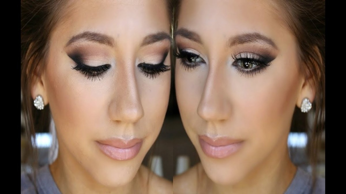 Eye Makeup With Turquoise Dress Prom Makeup 2014 Neutrals For Any Color Dress Youtube