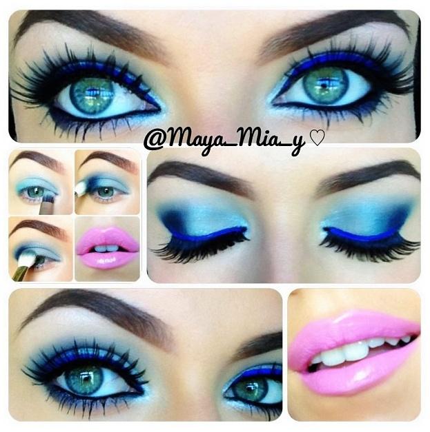 Eye Makeup With White Dress White Dress Eye Makeup Womens Style