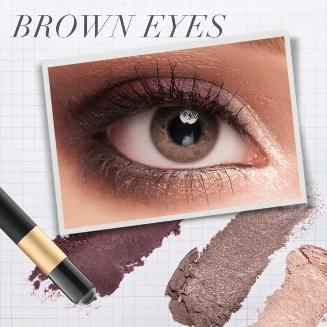 Eyes For Makeup The Best Eye Makeup For Blue Green Brown Eyes Jane Iredale