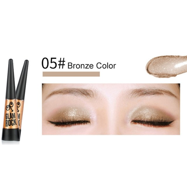 Fairy Eye Makeup New Arrival Yanqina Solid Color Pearlescent Eye Shadow Cream