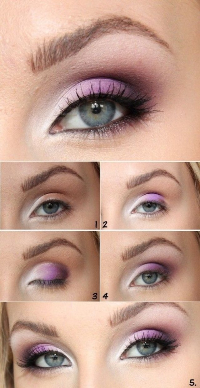 Formal Makeup Ideas For Blue Eyes 12 Easy Ideas For Prom Makeup For Blue Eyes Make Up 2019 Trends
