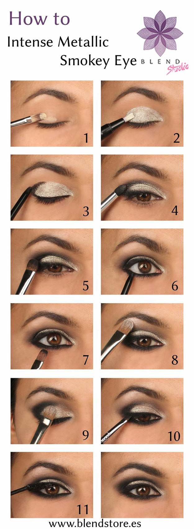 Formal Makeup Ideas For Blue Eyes 38 Makeup Ideas For Prom The Goddess