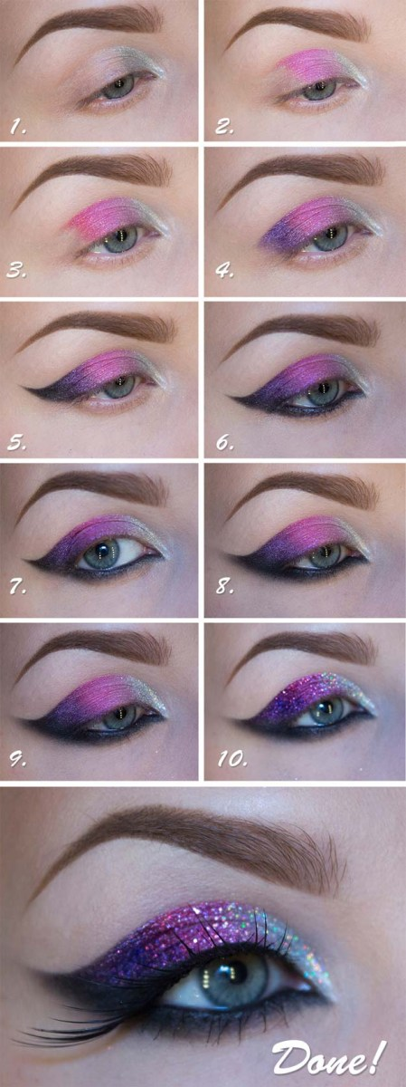 Gold Makeup For Green Eyes 38 Makeup Ideas For Prom The Goddess