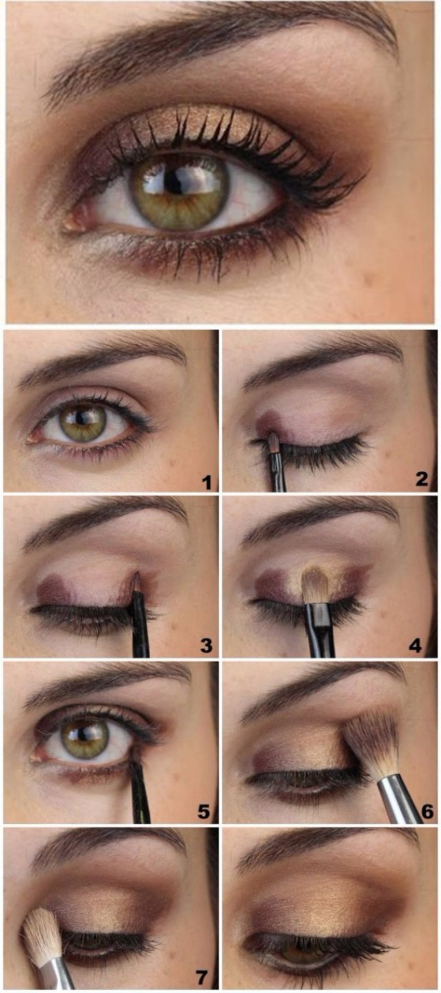Gold Makeup For Green Eyes Makeup For Green Eyes 100 Ways How To Make Green Eyes Pop