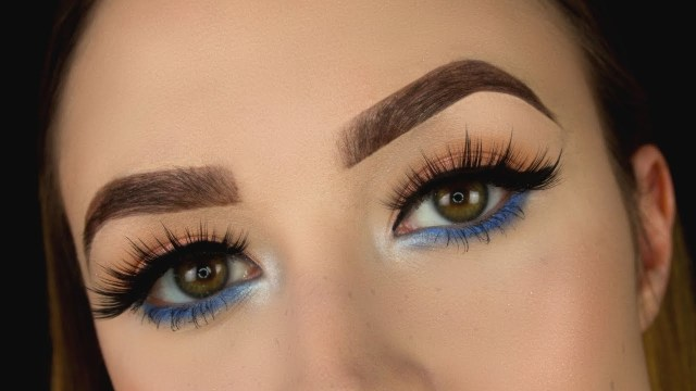 Hazel Eye Makeup Summer Makeup For Hazel Eyes Brown Eyes Makeup Tutorial
