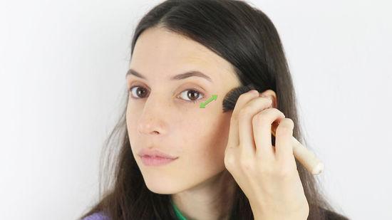 Hippie Eye Makeup 3 Ways To Apply Hippie Makeup Wikihow
