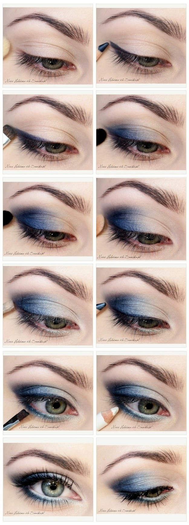 Homecoming Makeup For Blue Eyes 16 Graduation Makeup Tutorials You Can Wear With Confidence