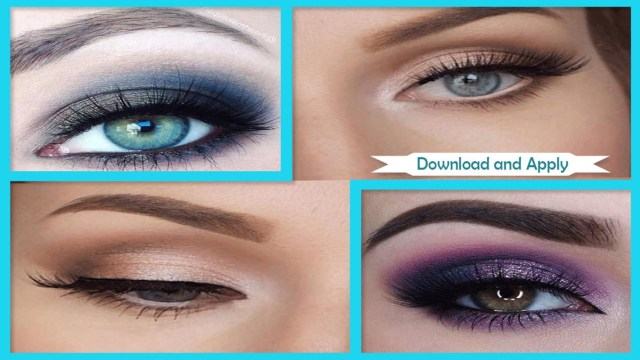 Homecoming Makeup For Blue Eyes Sexy Homecoming Eye Makeup For Android Apk Download