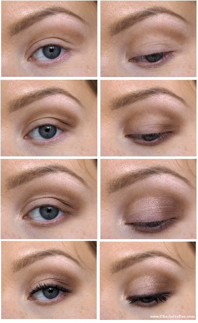 Hooded Eyes Makeup The Ultimate Makeup Trick For Hooded Deep Set Eyes Charlotta Eve