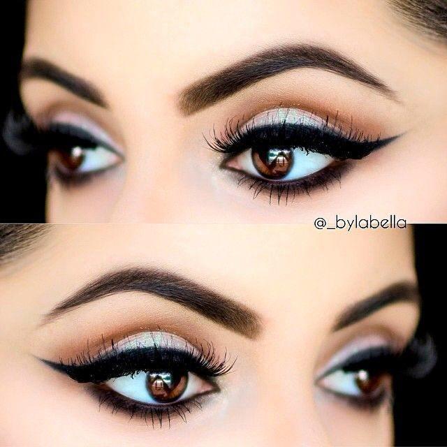 Images Of Beautiful Eyes Makeup Beautiful Eye Makeup For Dark Brown Eyes Eye Makeup