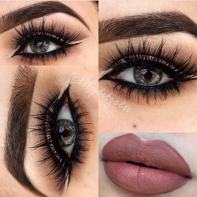 Images Of Beautiful Eyes Makeup Beautiful Eye Makeup Image 2525924 Ksenial On Favim