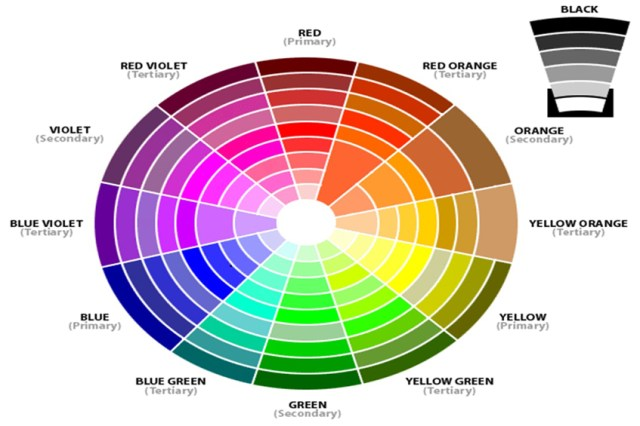 Makeup Colour Wheel For Eyes How To Use Color Wheel Makeup Chart