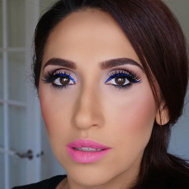 Makeup Designs For Eyes Brown Eye Makeup Design For Party Fashmagg