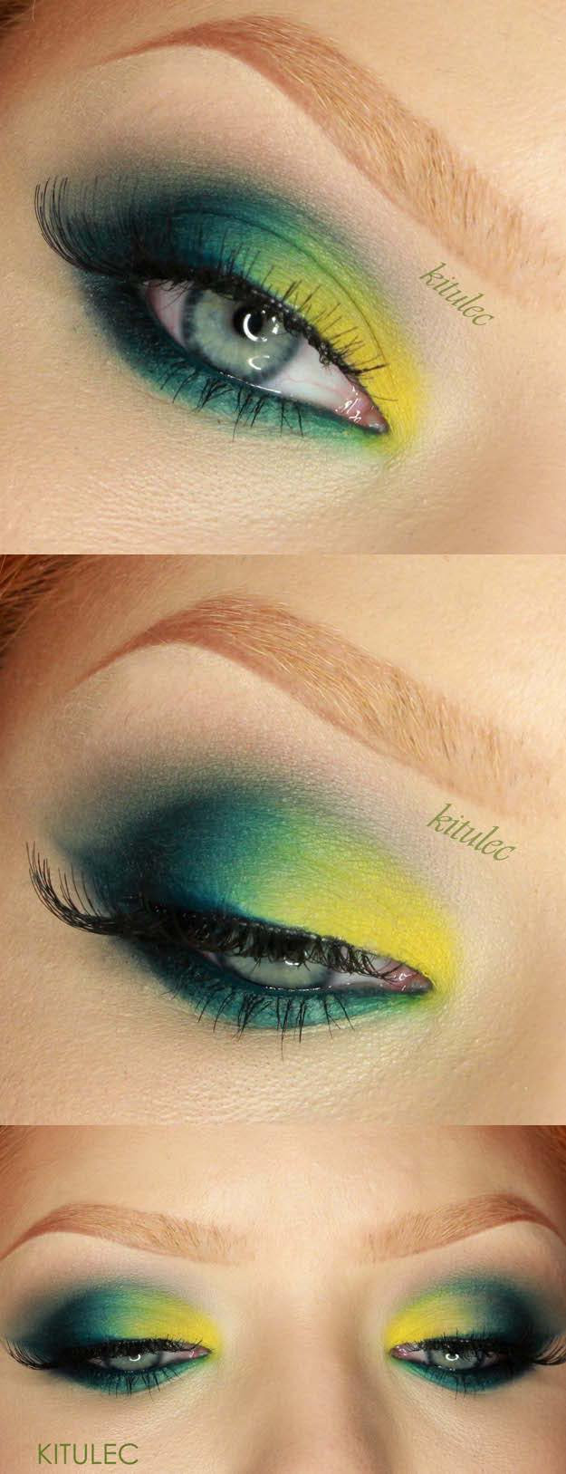 Makeup For Green Eyes 50 Perfect Makeup Tutorials For Green Eyes The Goddess