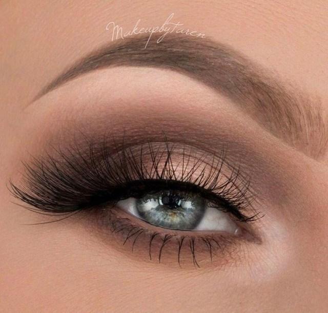 Makeup For Greenish Blue Eyes Beginners Makeup Eye Makeup Tutorial Blue Eyes Ideas Brown Eyes