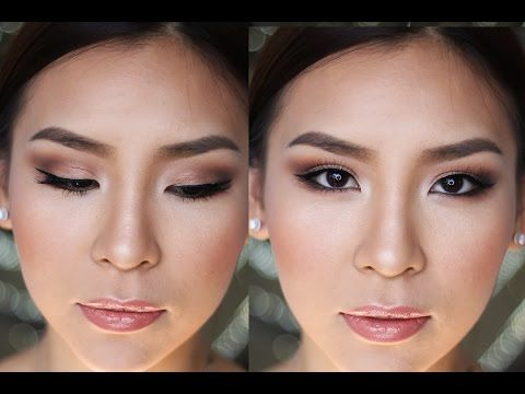 Makeup For Small Asian Eyes Best Ideas For Makeup Tutorials Makeup Tutorial Enhancing Small
