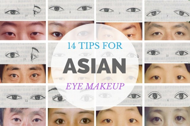 Makeup For Small Asian Eyes Eye Makeup Tips For 14 Different Types Of Asian Eyes Bun Bun