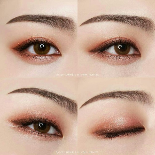 Makeup For Small Asian Eyes Korean Makeup Trends That The Filipina Beauty Can Pull Off
