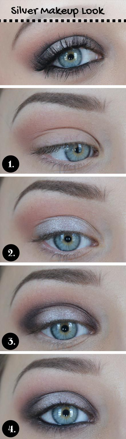 Makeup Tricks For Blue Eyes 5 Ways To Make Blue Eyes Pop With Proper Eye Makeup Her Style Code