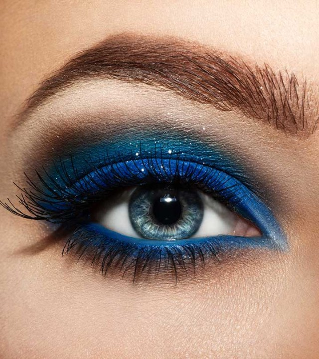 Peacock Inspired Eye Makeup 25 Gorgeous Eye Makeup Tutorials For Beginners Of 2019