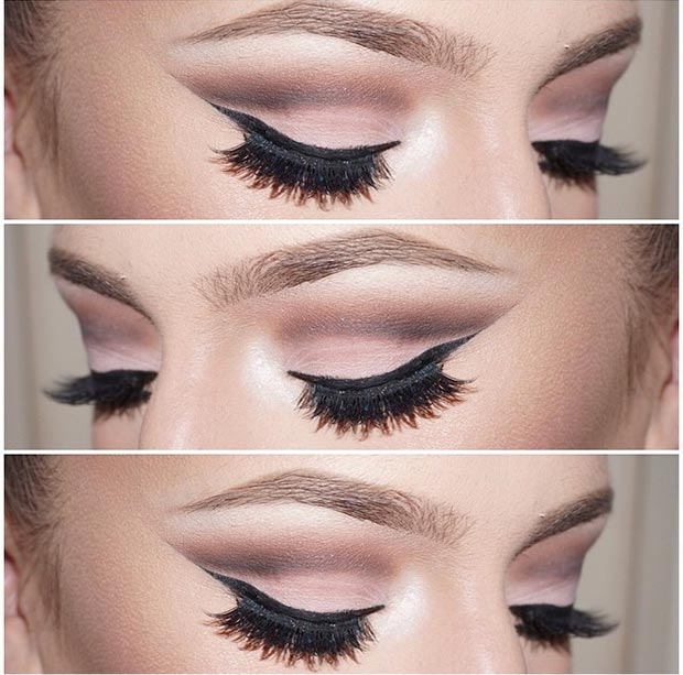 Pink Makeup For Brown Eyes 40 Eye Makeup Looks For Brown Eyes Stayglam Page 3