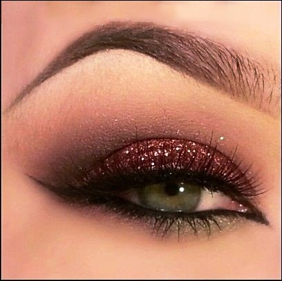 Pink Makeup For Brown Eyes Hot Pink Eyeshadow Tutorial To Make Your Eyes Pop Amazingmakeups