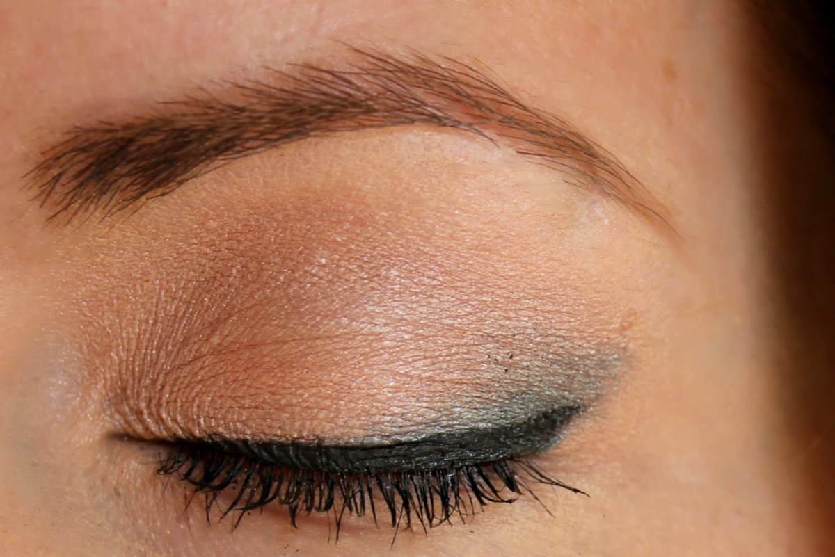 Pretty Light Eye Makeup Blushing Basics Beauty Blog Back Track Eye Makeup Tutorial