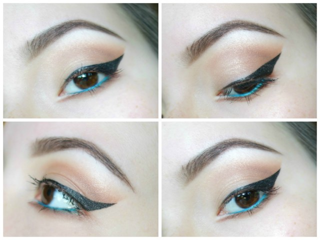 Pretty Light Eye Makeup Cat Eye Makeup Ft Kat Von D Shade Light Eye Palette Eye Have A