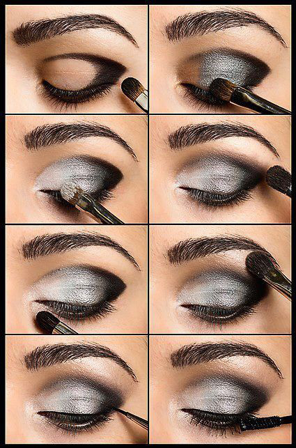 Prom Makeup Green Eyes Step Step Smokey Eye Makeup For Green Eyes Pictures And Video