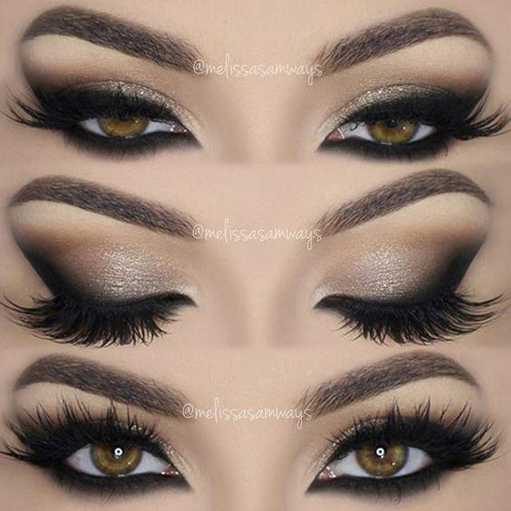 Smokey Eye Makeup Brown 40 Hottest Smokey Eye Makeup Ideas 2019 Smokey Eye Tutorials For