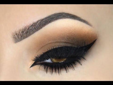 Smokey Eye Makeup Brown Brown Smokey Eye Melissa Samways Youtube