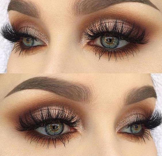 Smokey Eye Prom Makeup Hottest Smokey Eye Makeup 18 Nona Gaya