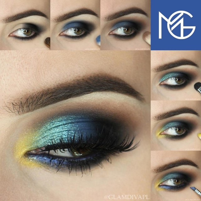 Summer Eye Makeup 60 Best Eye Makeup Tutorials For Summer 2018