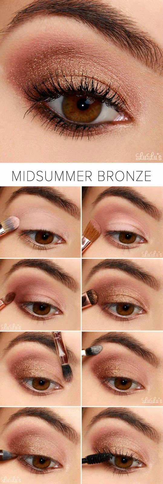 Summer Eye Makeup Latest Summer Makeup Ideas Trends 2019 2020 Beauty Tips