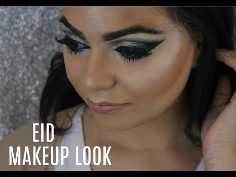Turkish Eye Makeup Turkish Bayram Eid Celebrations Deep Smokey Makeup Look Youtube