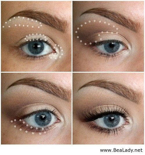 Very Natural Eye Makeup How To Apply Eye Makeup And Make It Look Natural Beauty Zone