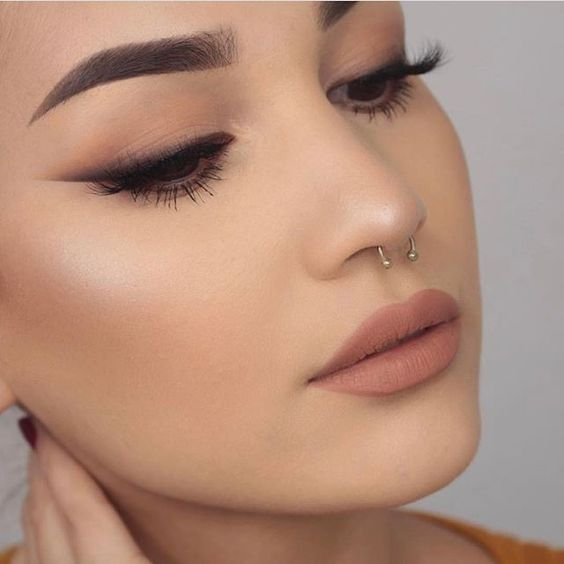 Very Natural Eye Makeup Makeup Trends 2018 What To Wear What Not To Anymore The