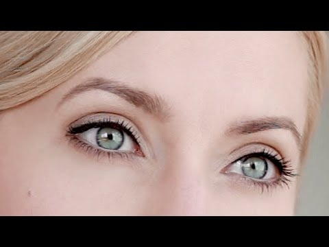 Very Natural Eye Makeup Natural Eye Makeup Tutorial For Everyday Youtube