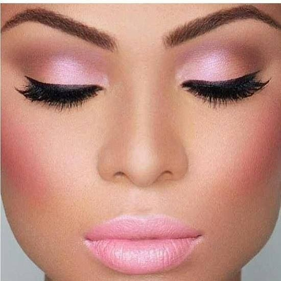 White And Pink Eye Makeup How To Rock Pink Eye Makeup Tips Ideas Tutorials Pretty Designs