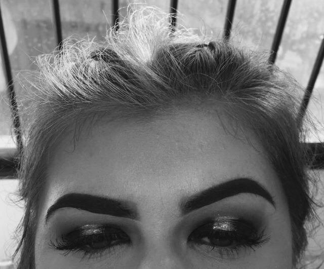 White And Pink Eye Makeup Pink Eye Makeup Tumblr