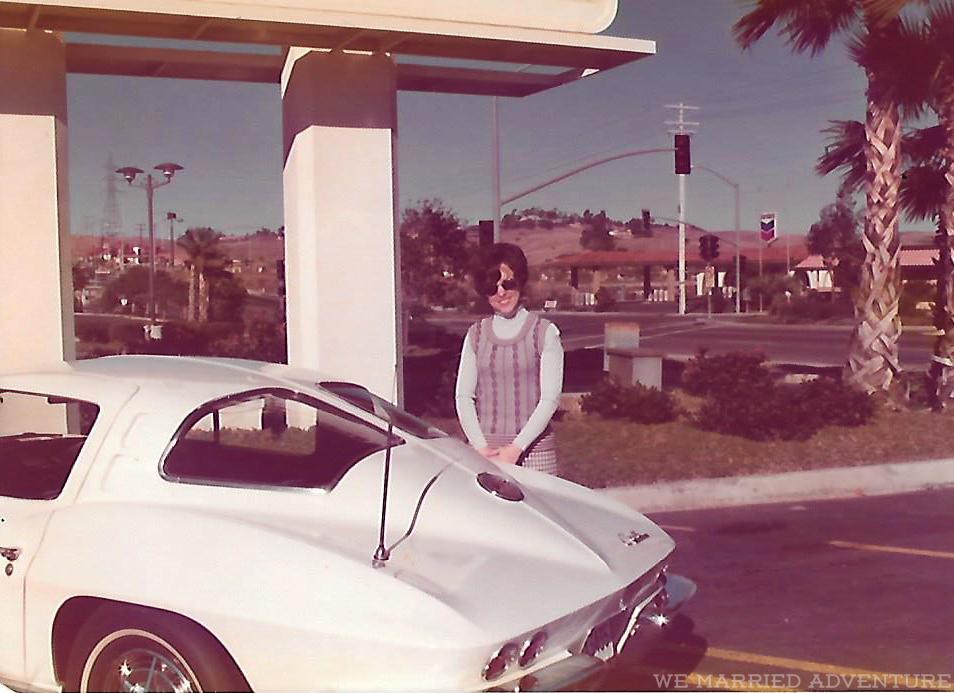 Betty California 1975