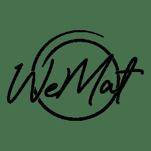 WeMat Logo