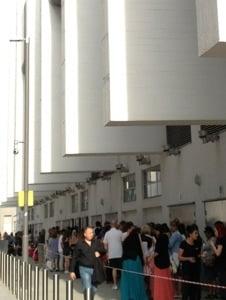Wembley X Factor auditions