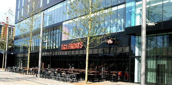 TGI Friday's Wembley