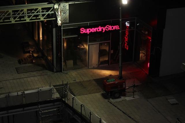 SuperDry Wembley