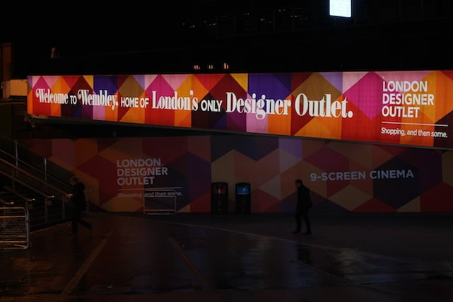 10 Days Until London Designer Outlet Opens