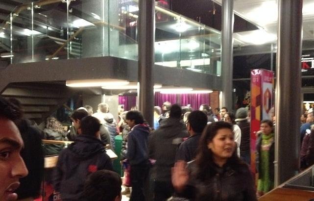 Wembley Cineworld Evacuated