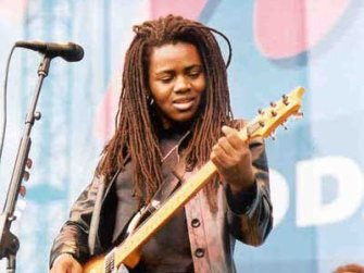Tracy Chapman at Nelson Mandela 70th Birthday Tribute