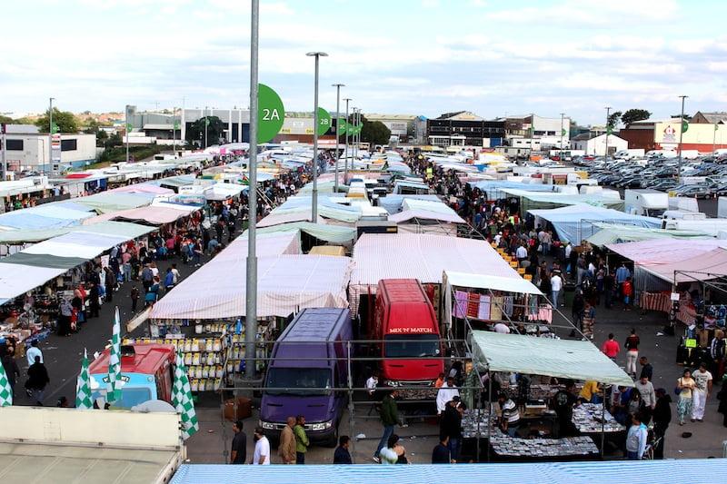 Original Wembley market